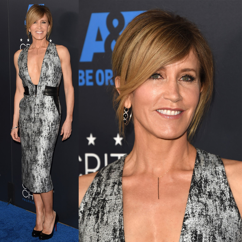Critics Choice Awards 2015 | Felicity Huffman