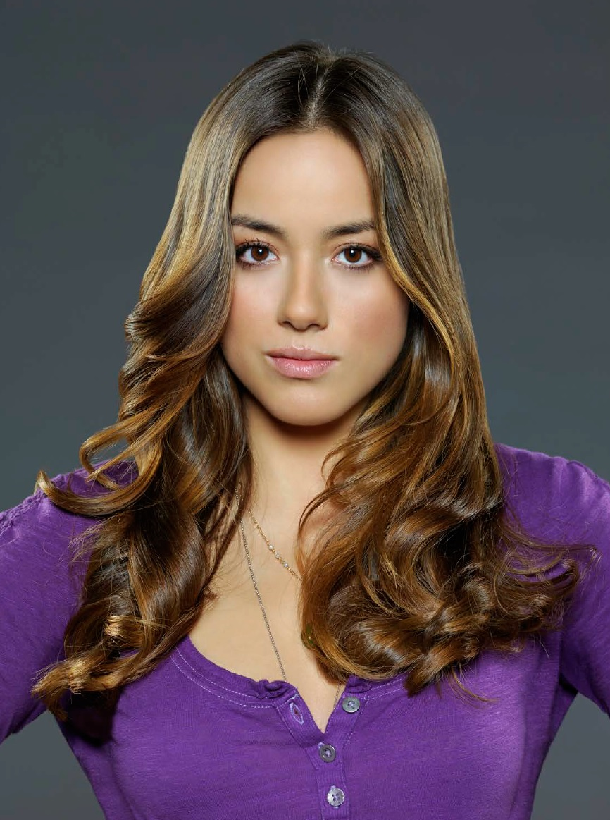 Marvel Agents of Shield | Chloe Bennett