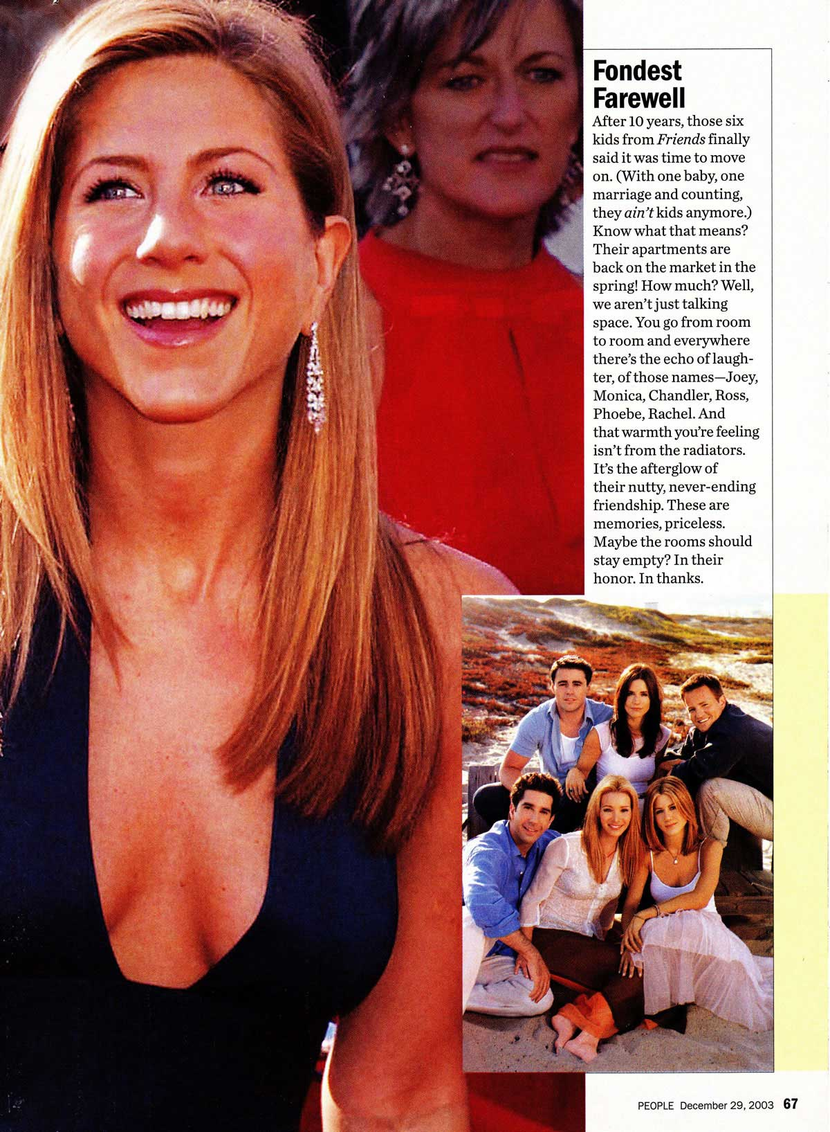 People Magazine | Jennifer Aniston
