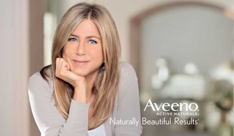 Aveeno | Jennifer Aniston