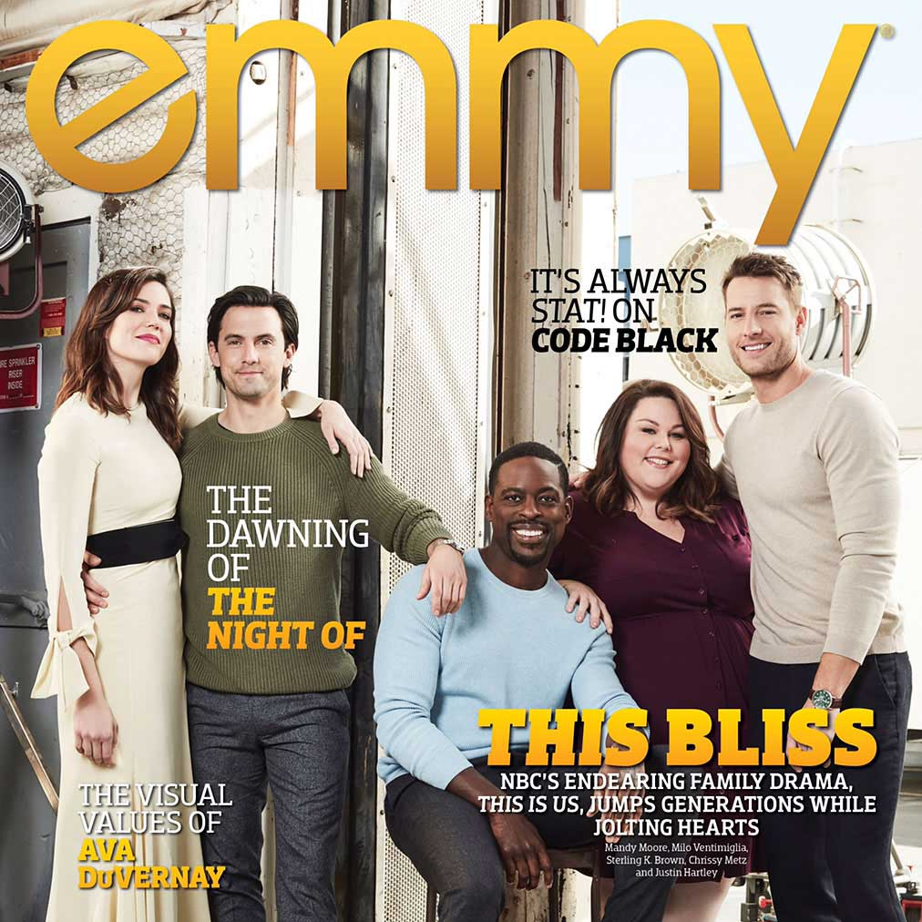 Emmy Magazine | Chrissy Metz