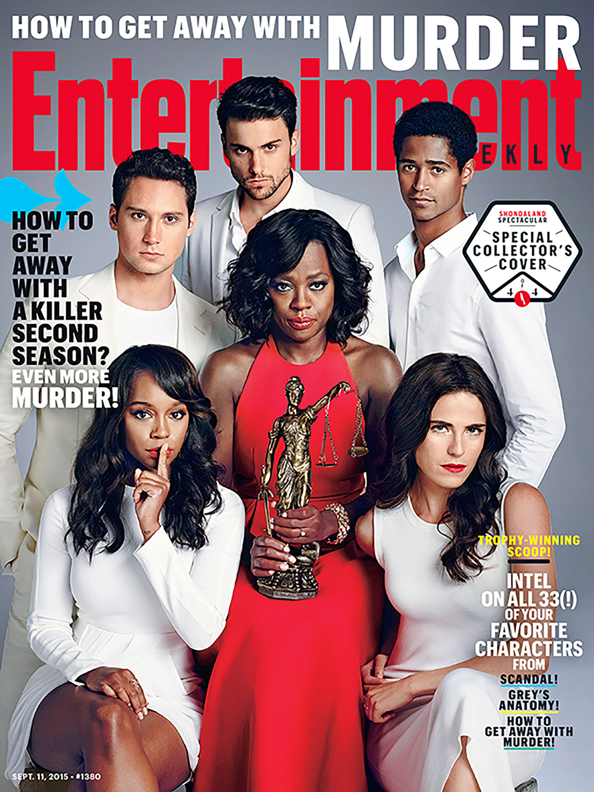 Entertainment Weekly | How to Get Away with Murder