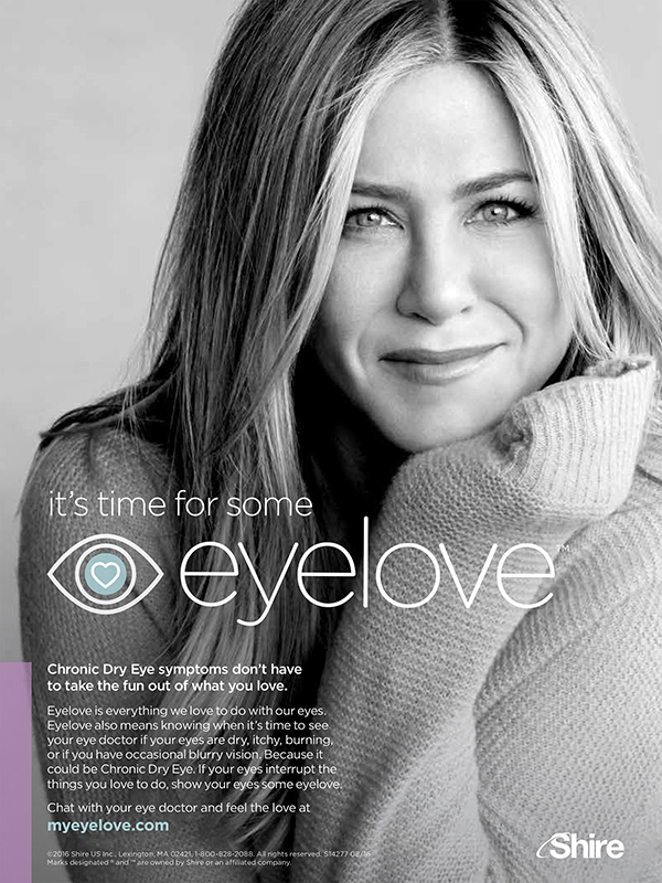 Eye Love | Jennifer Aniston
