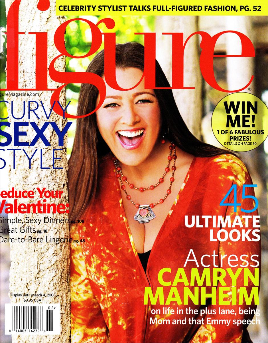 Figure Magazine | Camryn Manheim