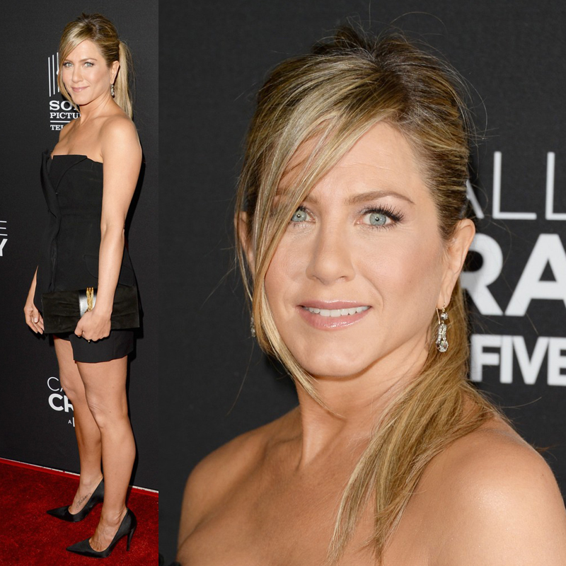 Five | Jennifer Aniston
