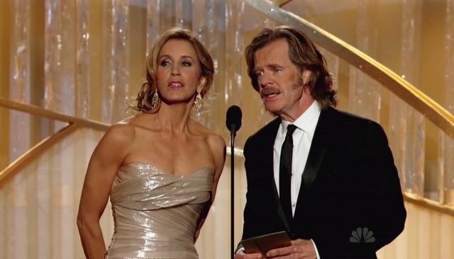 Golden Globes 2012 | Felicity Huffman