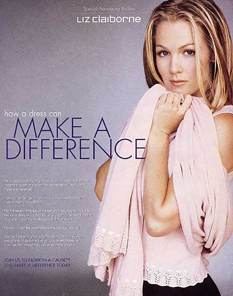 Liz Claiborne | Make a Difference