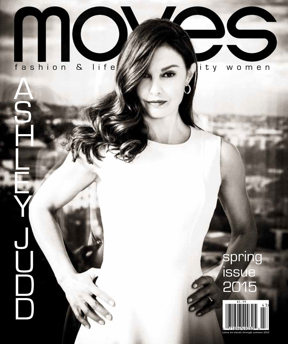 New York Moves Magazine | Ashley Judd
