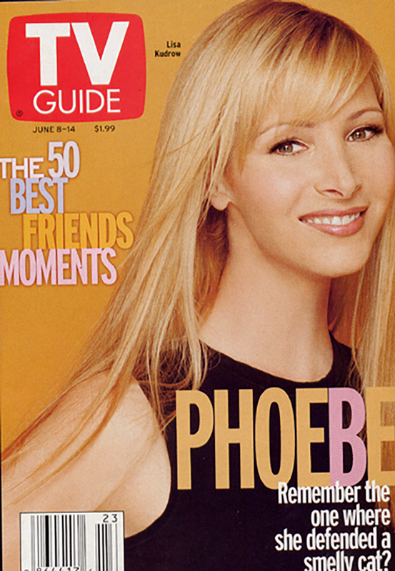 TV Guide | Lisa Kudrow