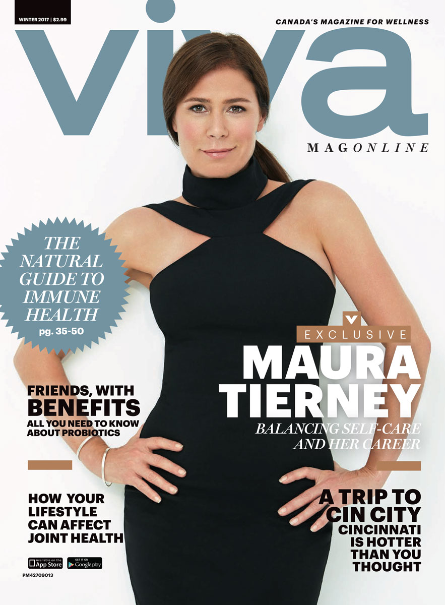 VIVA Magazine | Maura Tierney
